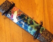 Knitting Needle Case In  Kona Bay Print With Egrets