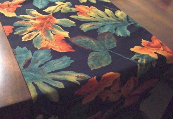 Table Runner Table Decor Home Decor Dining Table Runner Fabric Table Runner Fall Home Decor