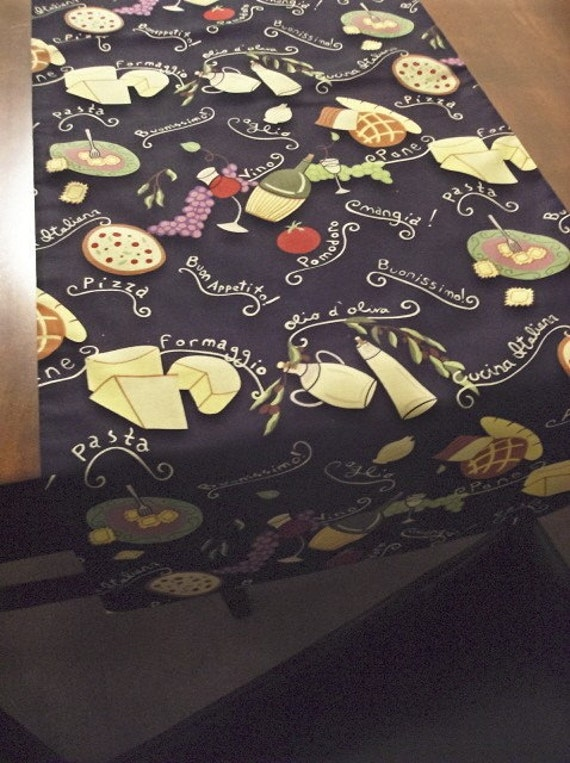 Table Runner - Party Time