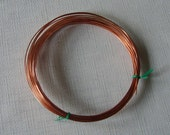 12 feet 21ga 1/2r and 12 feet 22g square wire RESERVED for bagsnstuff