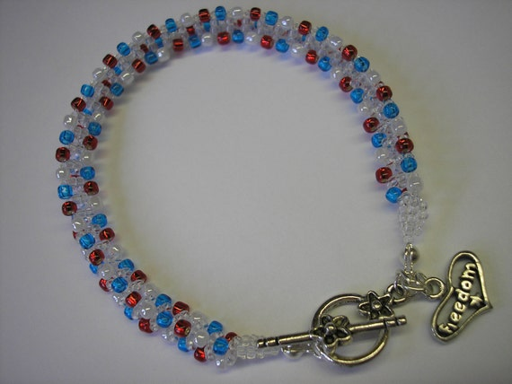 bracelet seed bead any color combination