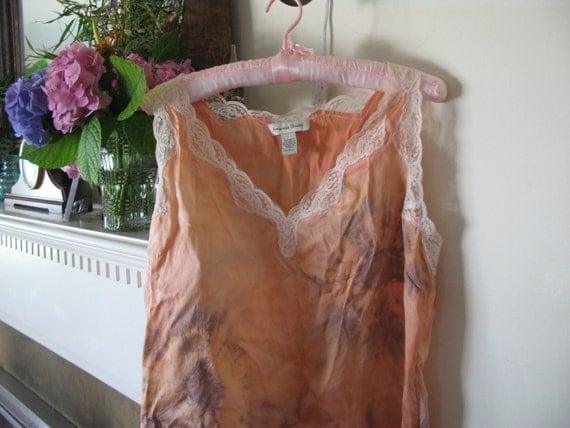 Silk Upcycled Tie Dye Camisole