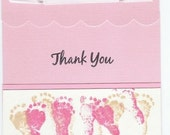 Baby Shower Thank You Cards (Custom)