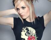 Gypsy Pin Up Tattoo Shirt