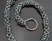 Wallet Chain Stainless Steel Original Scorpio Hybrid Weave..NEW