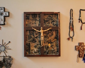 Jesus Wept - Original Assemblage