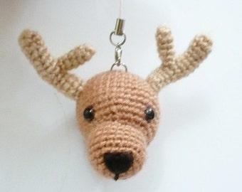 Amigurumi  Reindeer.
