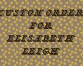 custom order for Betsy