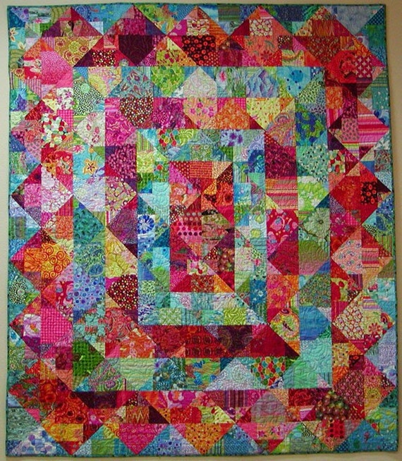 Running Hot and Cold Quilt SALE