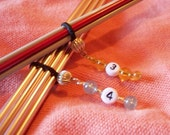 Needle Holders w/Size Marker