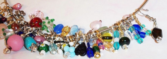 Hodgepodge of Stitch Markers