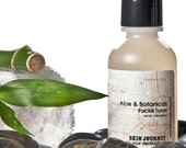 Botanical Facial Toner- Spa Botanicals, Alcohol free, Vegan, Ph Balanced.