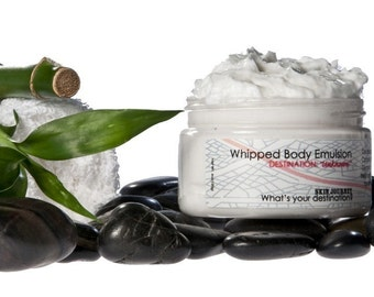 Caribbean Islands Whipped Body Emulsion 4oz, treat yourself to silky soft skin.