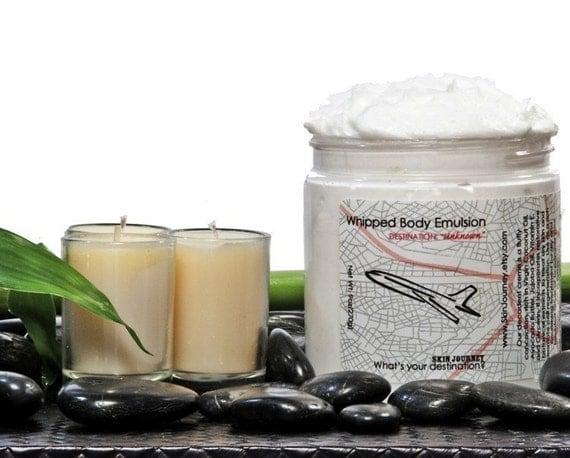 South Seas of Fiji Whipped Body Emulsion, treat yourself to silky soft skin. (9 oz)