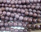 Purple Aventurine 8mm Beads  FULL STRANDS
