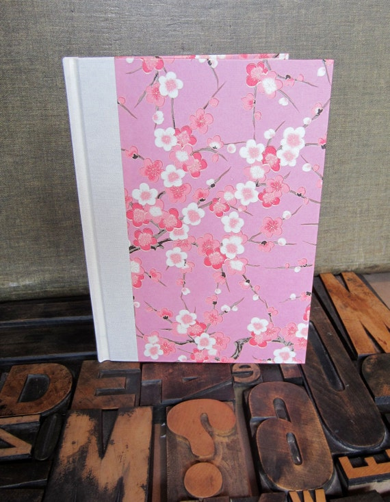 Baby Journal - Pink Plumb Blossom