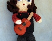 Jess knitting pattern