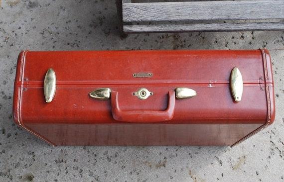 Vintage Samsonite Suitcase Style 4932