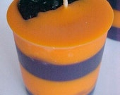 Your Driving me Batty Halloween Soy Votive Candles Black Mountain Candles
