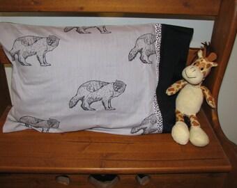 Custom Made - Wolverine Pillowcase - 1 Travel Size Pillowcase