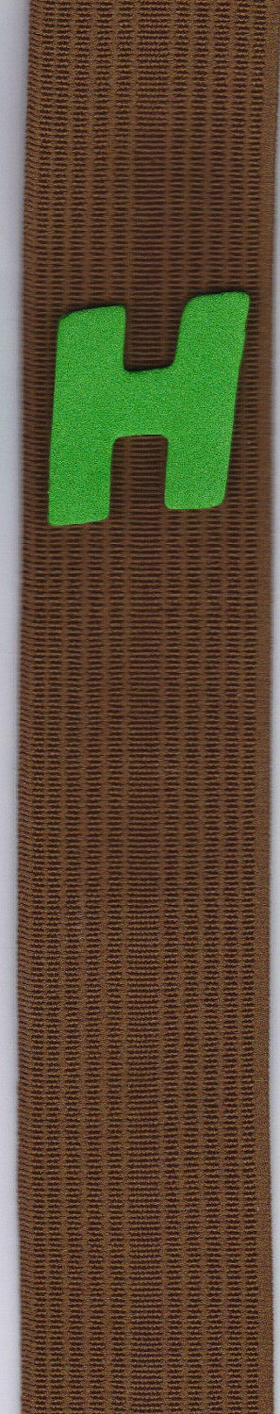 "2 yards of 1"" inch Tan Suspender ELASTIC  Ribbon Non Roll"
