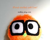Peter The Eco Friendly Pocket Monster Plush Stuffed Toy