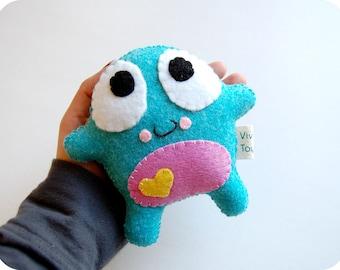 Poko Eco Friendly Plush Toy Monster