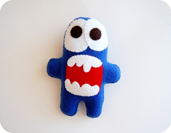 I'm Freaking Out Plush Toy / Eco-Friendly