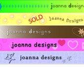 Premade Banner Design - Reserved for Grammalea