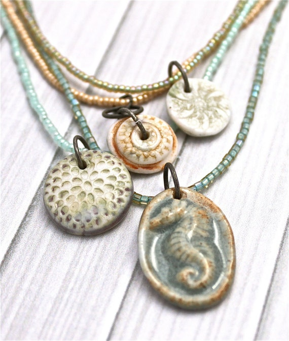 Charms of the Sea Necklace