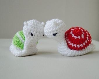 Amigurumi Pattern - Snail