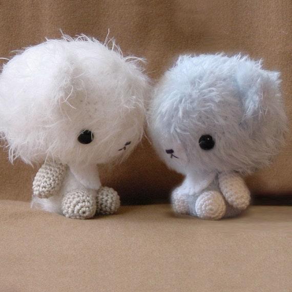 Amigurumi Patterns Bear : Amigurumi crochet bear pattern softie