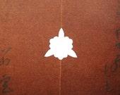 Vintage Japanese Stencil Family Crest Kamon S