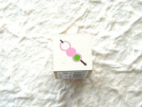 Japanese Stamp Sweet Dumplings Dango