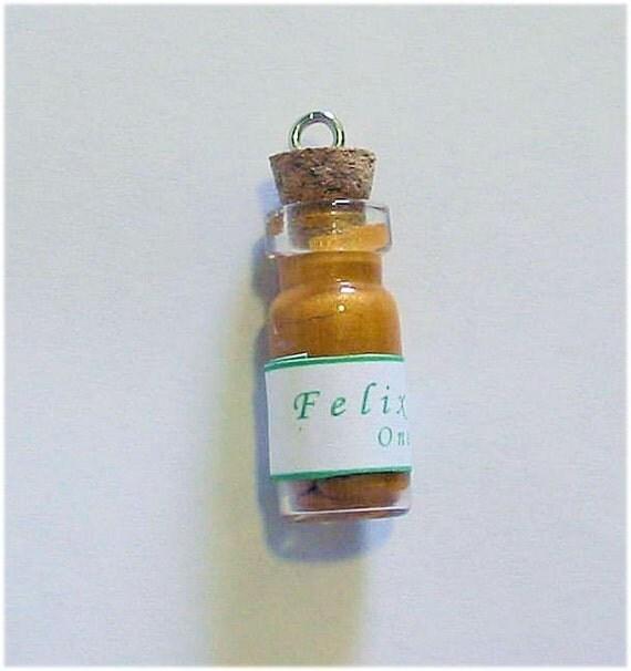 Harry Potter Bottle of Felix Felicis