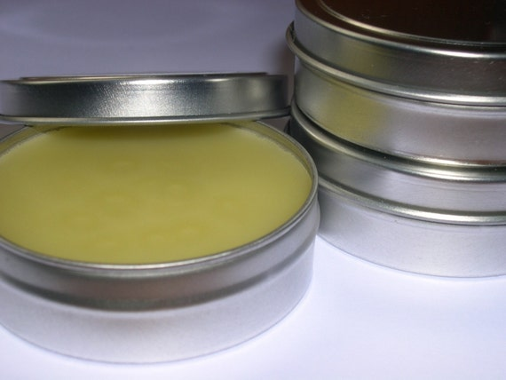 Calendula and Plantain Handcrafted Herbal Ointment Salve Soothing