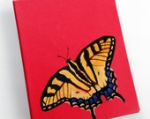 Butterfly Journal or Sketch Book with 80 blank pages