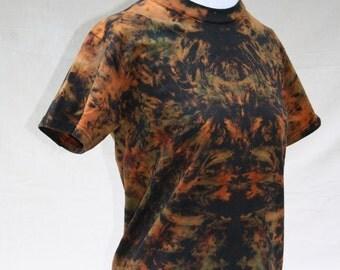 Autumn Symmetry Discharge Adult T-shirt