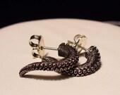 OctopusME Tentacle Earrings