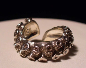 SALE - Tentacle ring size 4 - 9