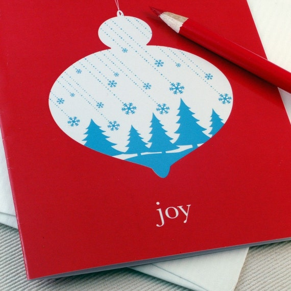 Christmas Card - Ornament of Joy Holiday Card