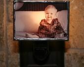 Personalized Classic  Photo Night Light, Custom Photo Nightlight, Photo Lamp, Custom Photo Gift, Mother's Day Gift