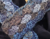 Cure for the Winter Blues Scarf