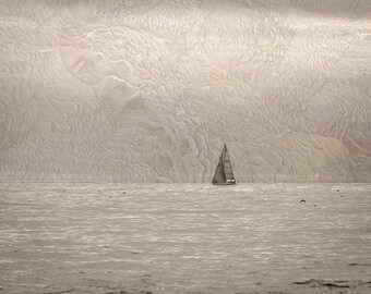 We Sailed Far, Far Away - 11x14 Fine Art Photographic Print - Signed by Artist