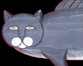 Cats, Black Catfish - 2 ft.