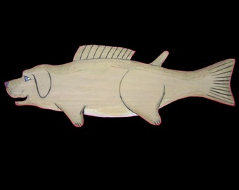Dogs, Yellow Lab Dogfish - 2 ft.