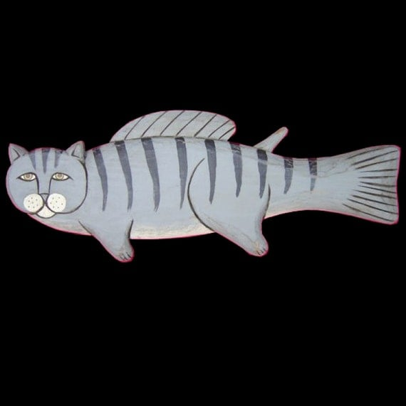 Cats, Gray & Black Catfish - 3 ft.