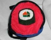 Sushi Pocket - Altered Bag