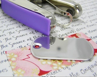 1/8 Inch Hole Paper Punch. Perfect for My Mini Dog Tags. M1/8CP