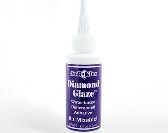 Judi Kins Diamond Glaze in a 2 Ounce Bottle